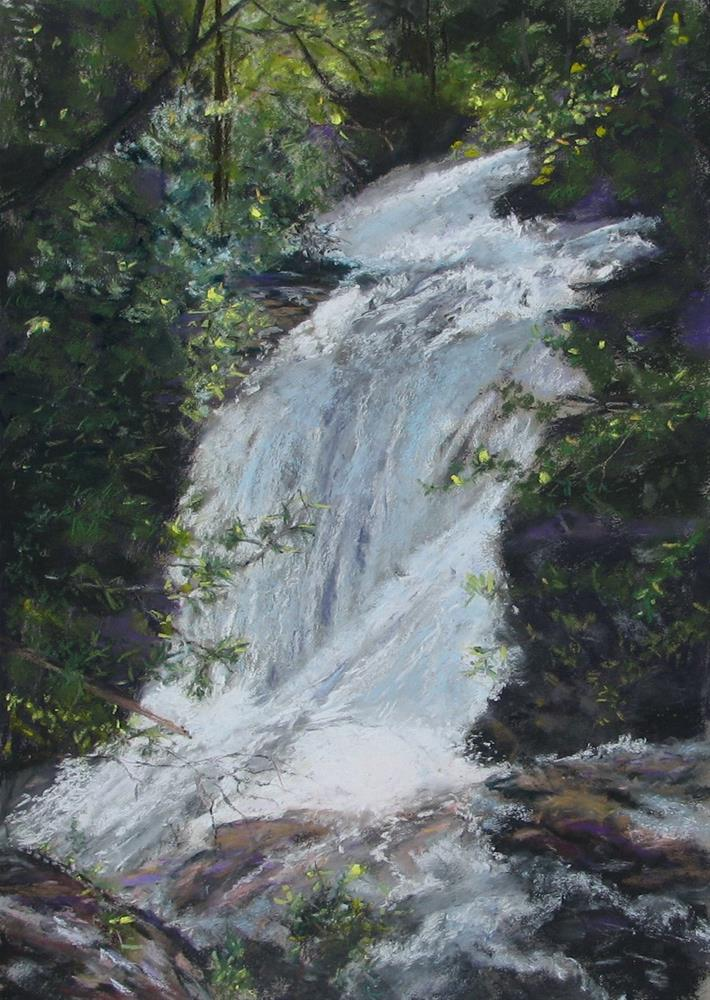 """Sea Creek, Georgia"" original fine art by Shelley Koopmann"