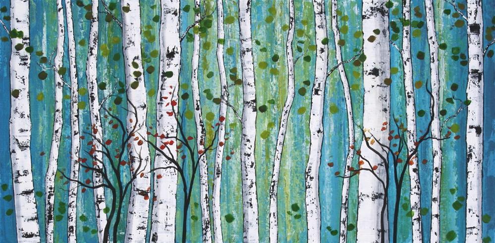 """Paper Whites"" original fine art by Sage Mountain"