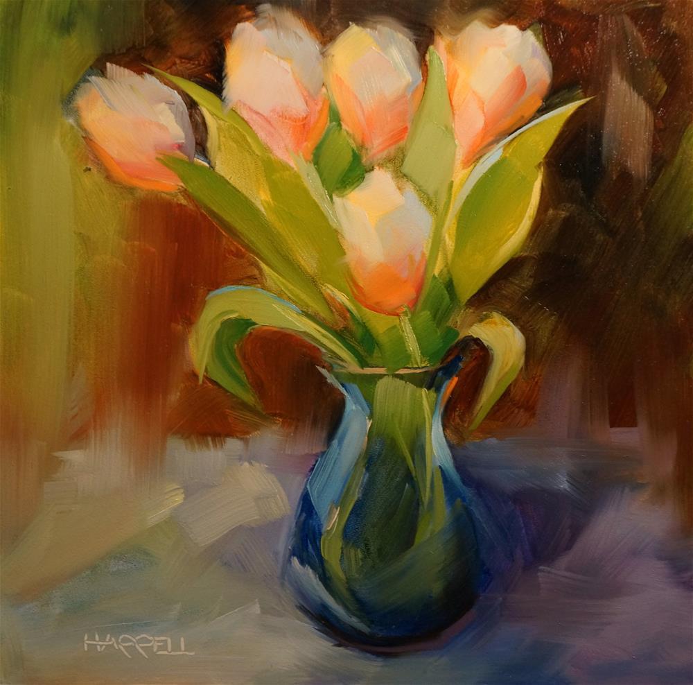 """Small Treasures"" original fine art by Sue Harrell"