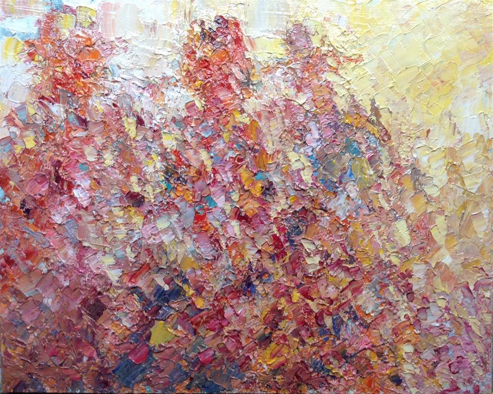 """People"" original fine art by Joseph Mahon"