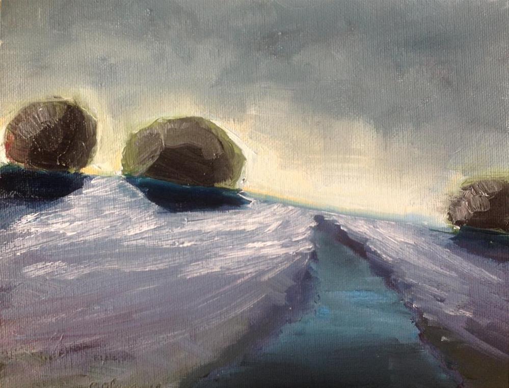 """""""Nature Transcends II"""" original fine art by christina glaser"""