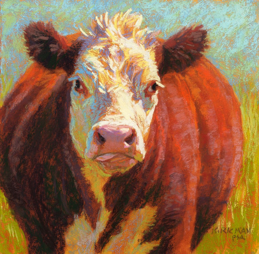 """Mae"" original fine art by Rita Kirkman"