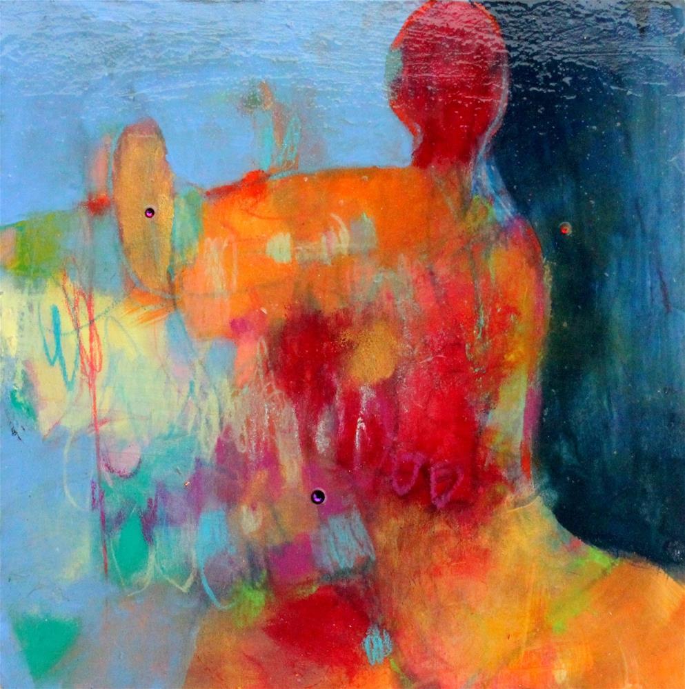 """Waiting For Fire"" original fine art by Kerri Blackman"