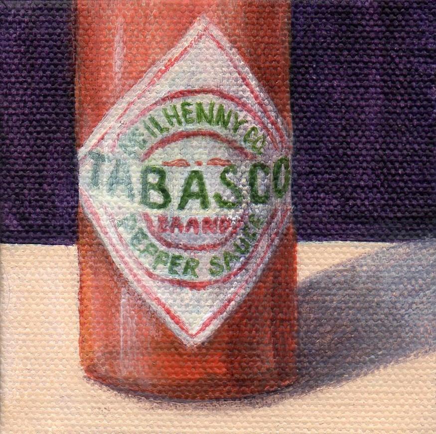 """Hot Stuff"" original fine art by Debbie Shirley"