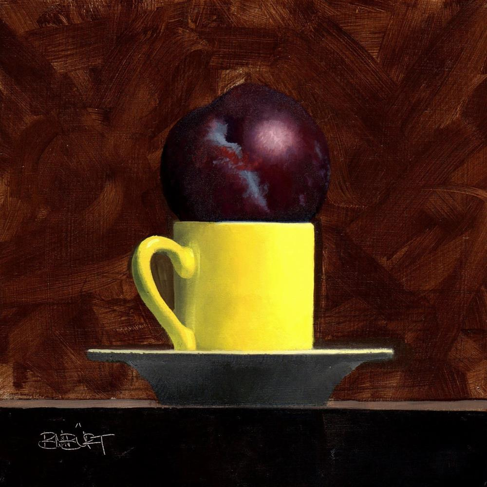 """#317 Complimentary"" original fine art by Brian Burt"