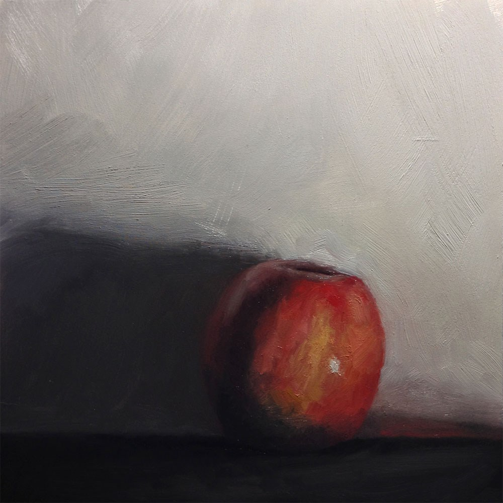 """Casting a Long Shadow"" original fine art by Chris Beaven"