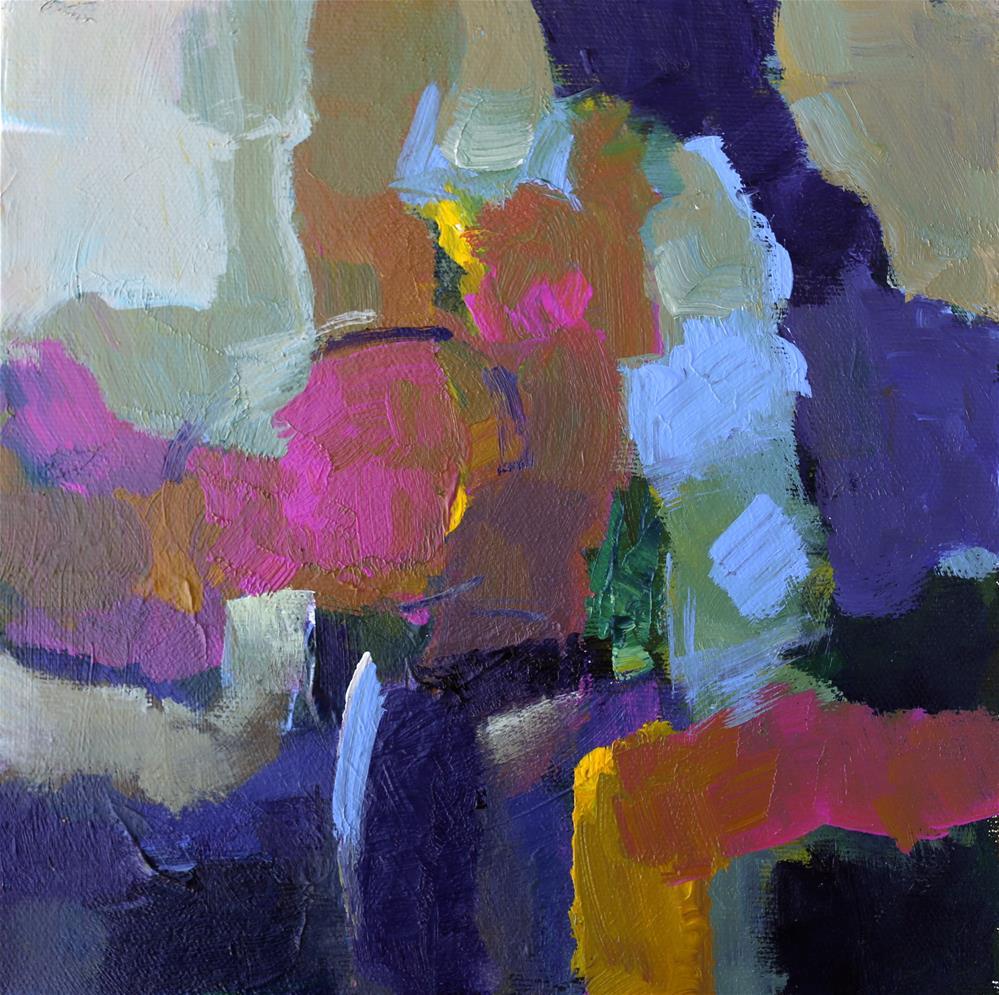 """Satiate"" original fine art by Elizabeth Chapman"