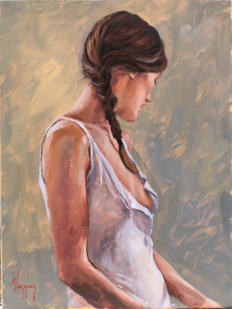 """""""Morning Light """" original fine art by Marco Vazquez"""