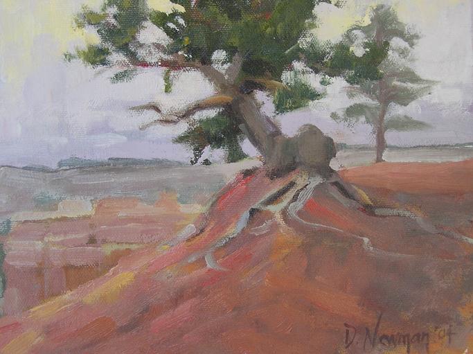"""Old Guard"" original fine art by Deborah Newman"