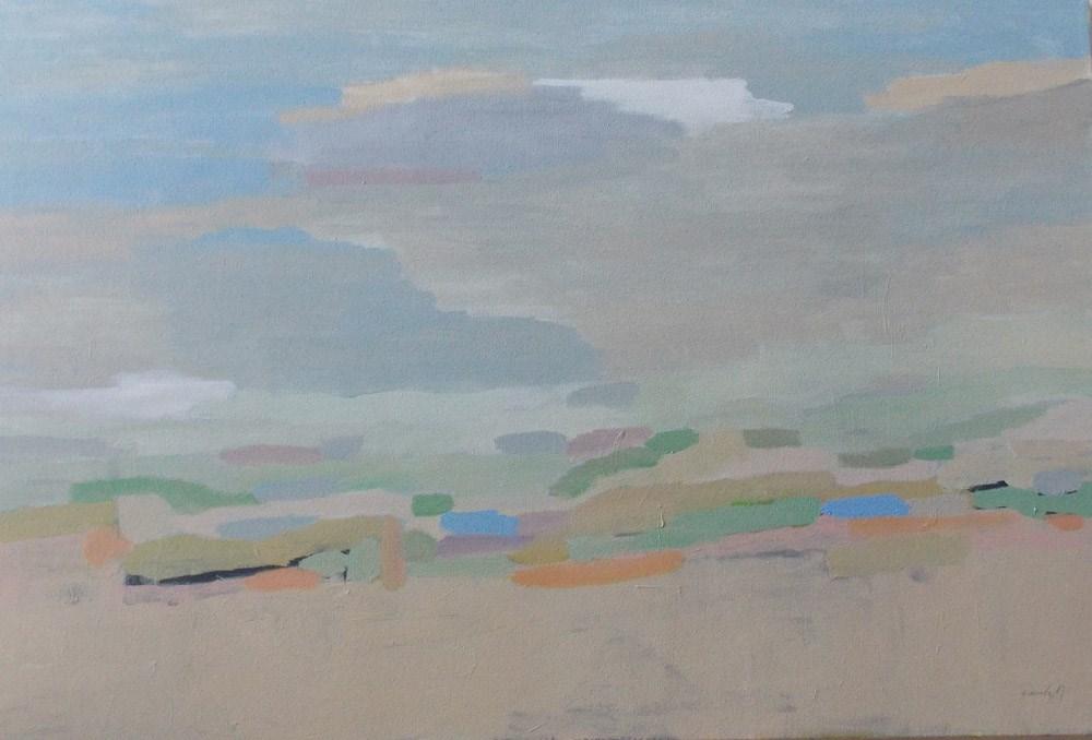"""""""Dune"""" original fine art by Pamela Munger"""