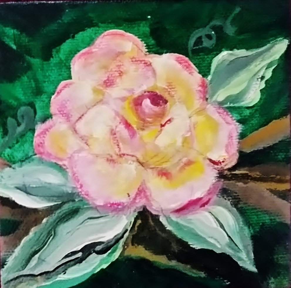 """Mariposa"" original fine art by Susan Belisle"