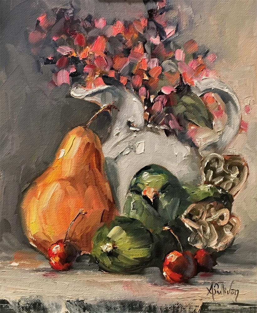 """Bye Bye Birdie still life by Alabama Artist Angela Sullivan"" original fine art by Angela Sullivan"