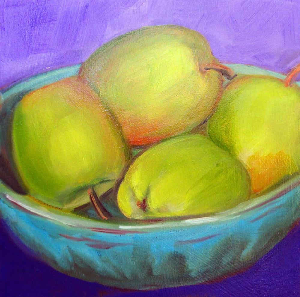"""""""Delightfully Delicious"""" original fine art by Cietha Wilson"""