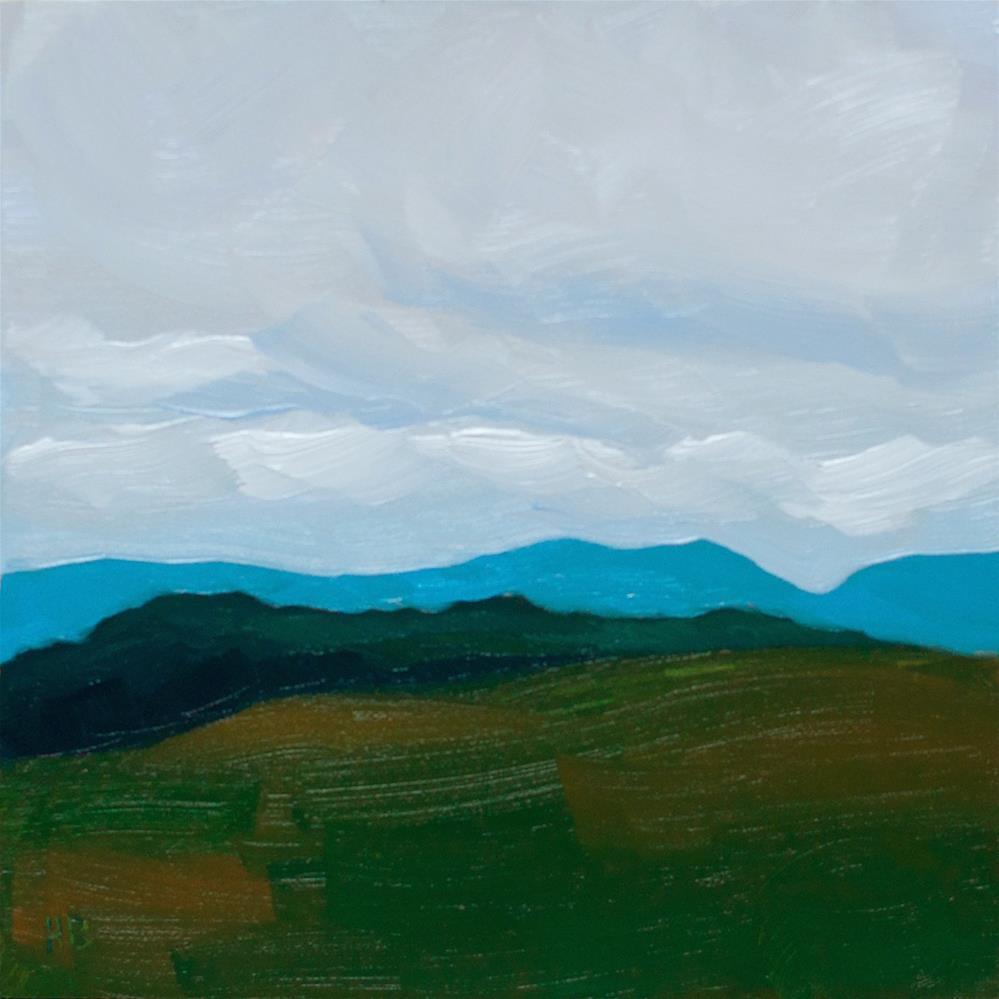 """Appalachians"" original fine art by Heather Bullach"
