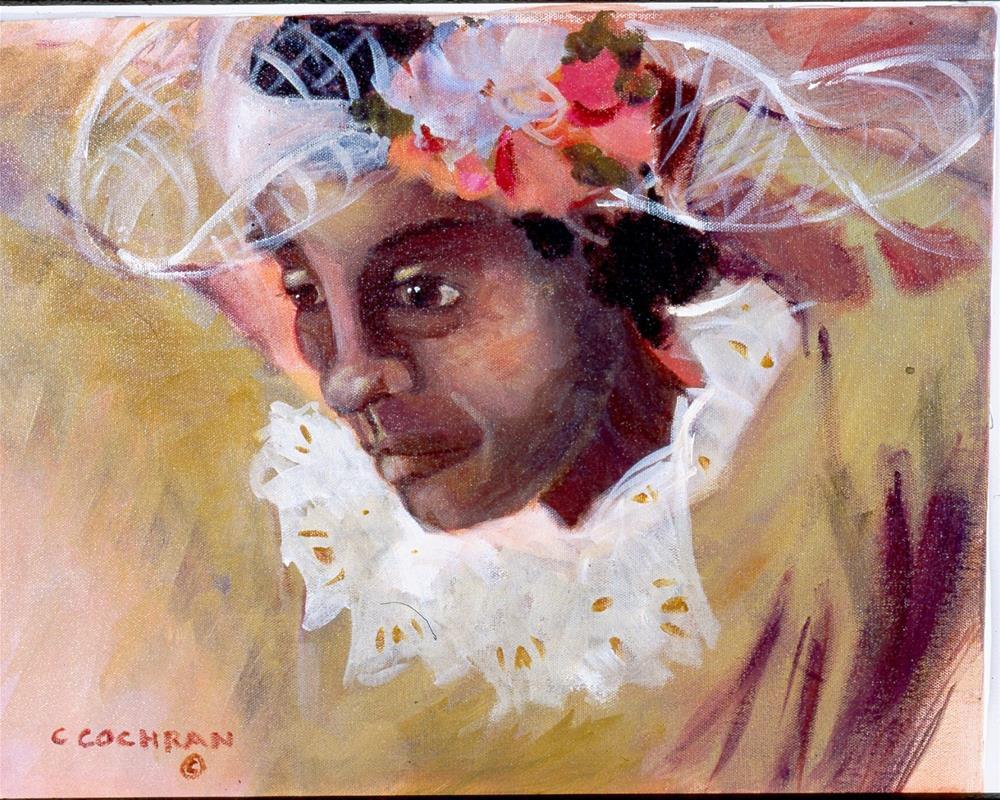 """Homecoming"" original fine art by Carol Cochran"