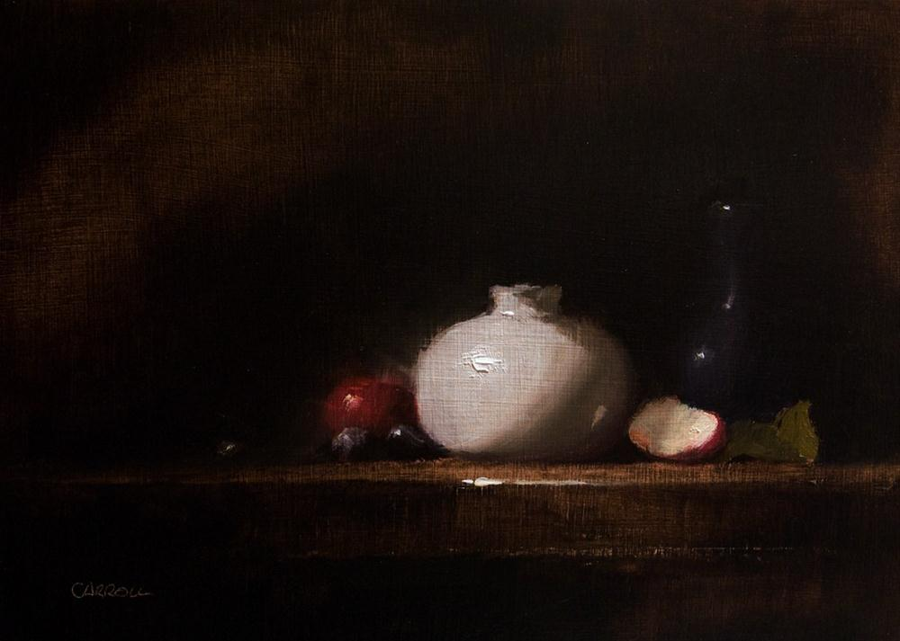 """The Onion Vase"" original fine art by Neil Carroll"