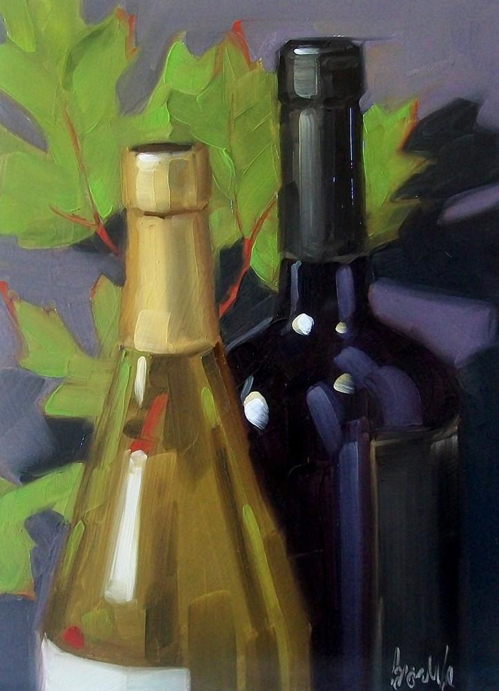 """Fall colors"" original fine art by Brandi Bowman"