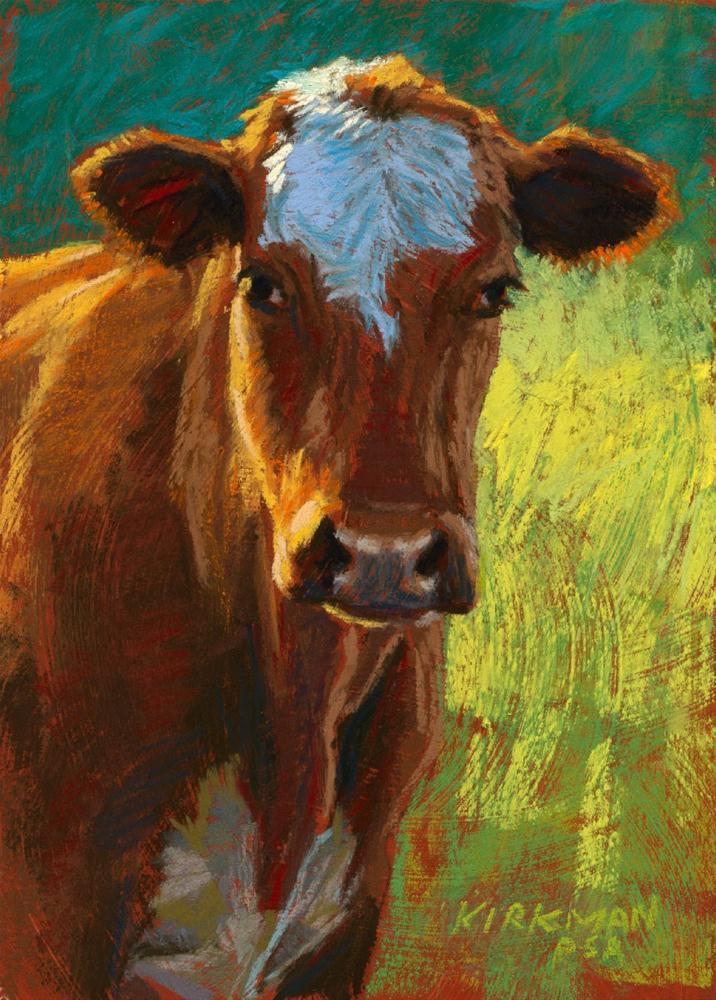 """MacKenzie"" original fine art by Rita Kirkman"
