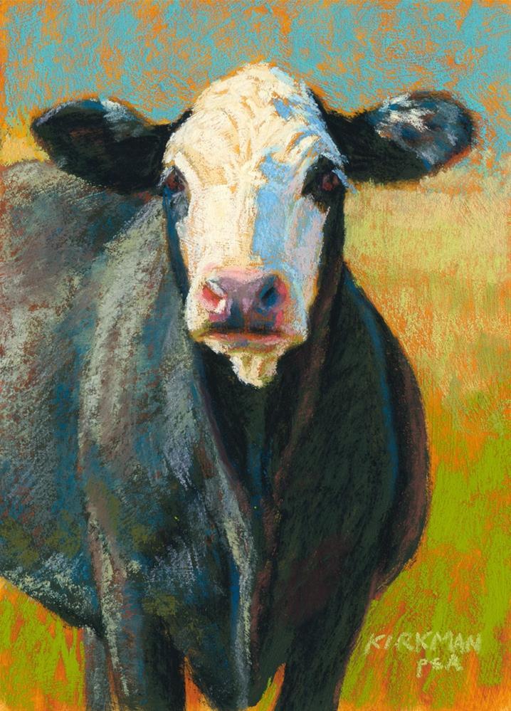 """Stroganoff"" original fine art by Rita Kirkman"