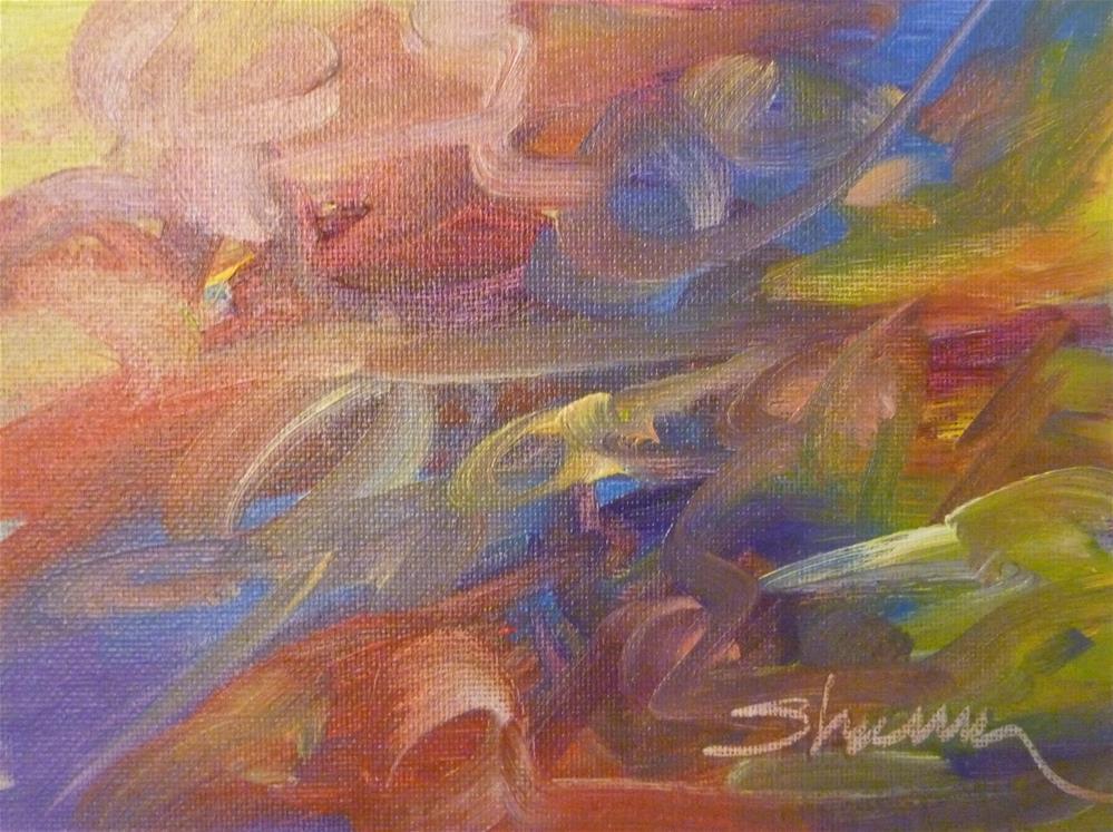 """Reflection"" original fine art by Shawn Deitch"