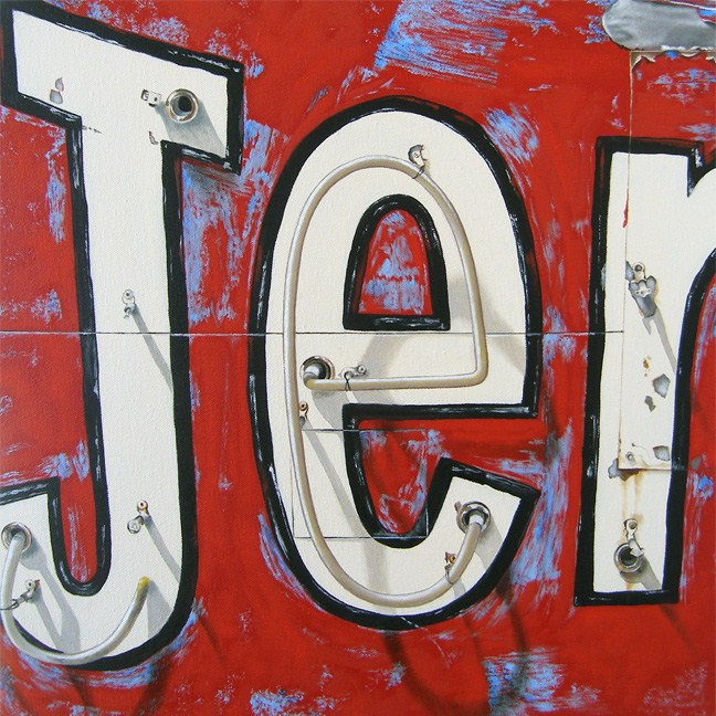 """Jer"" original fine art by Jelaine Faunce"