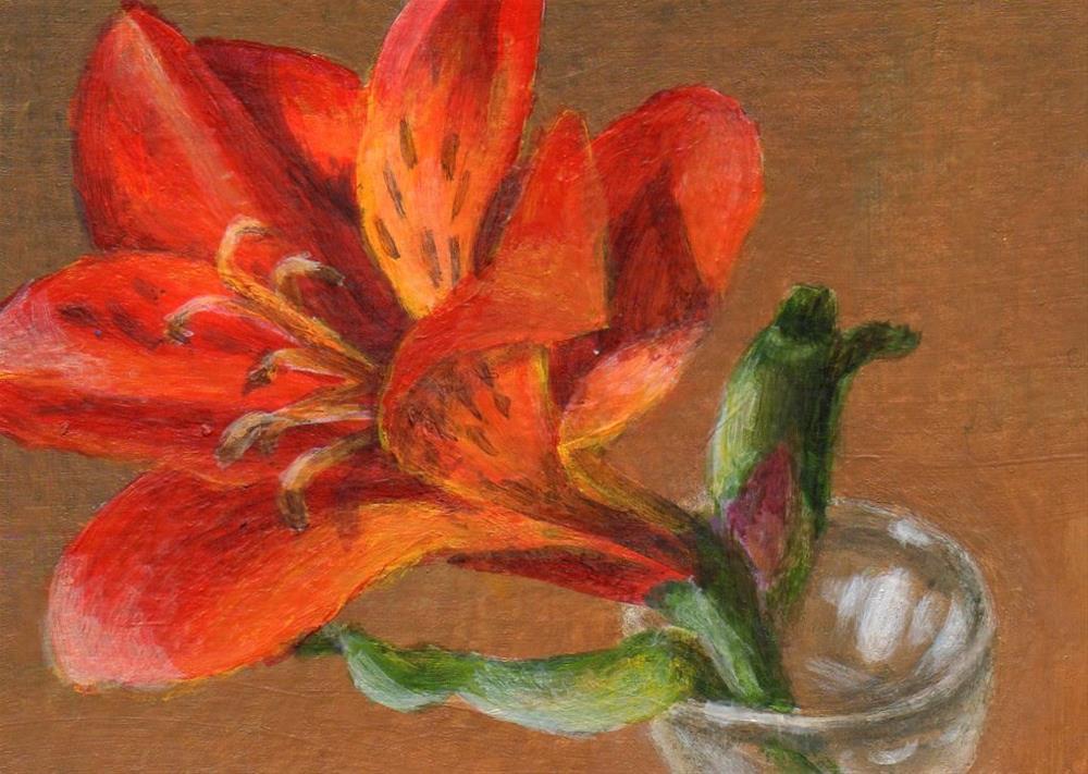 """Relentless"" original fine art by Debbie Shirley"