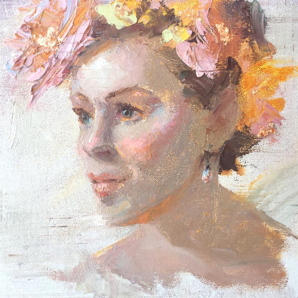 """Fall"" original fine art by Johanna Spinks"
