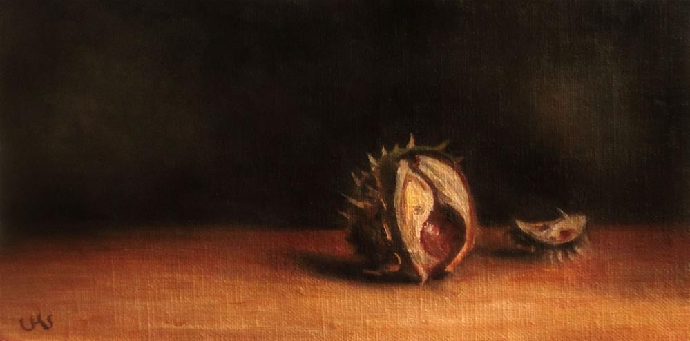 """""""Opening"""" original fine art by Ulrike Miesen-Schuermann"""