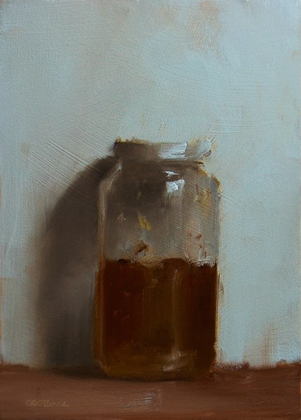 """Jar of Marmalade"" original fine art by Neil Carroll"