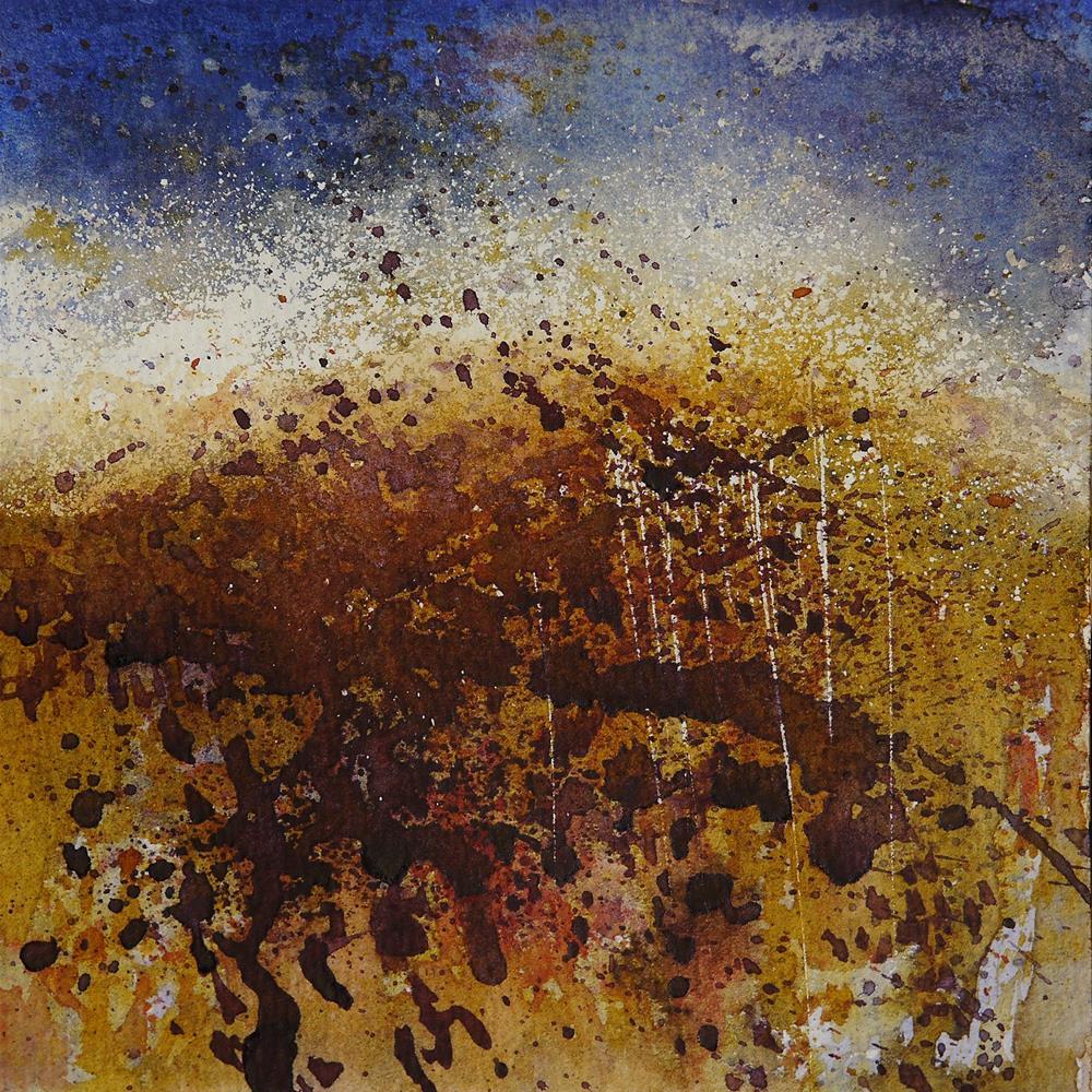 """rusty_1"" original fine art by Beata Musial-Tomaszewska"