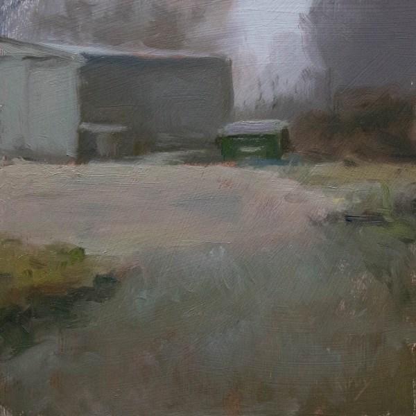 """Workmans Road"" original fine art by Randall Cogburn"