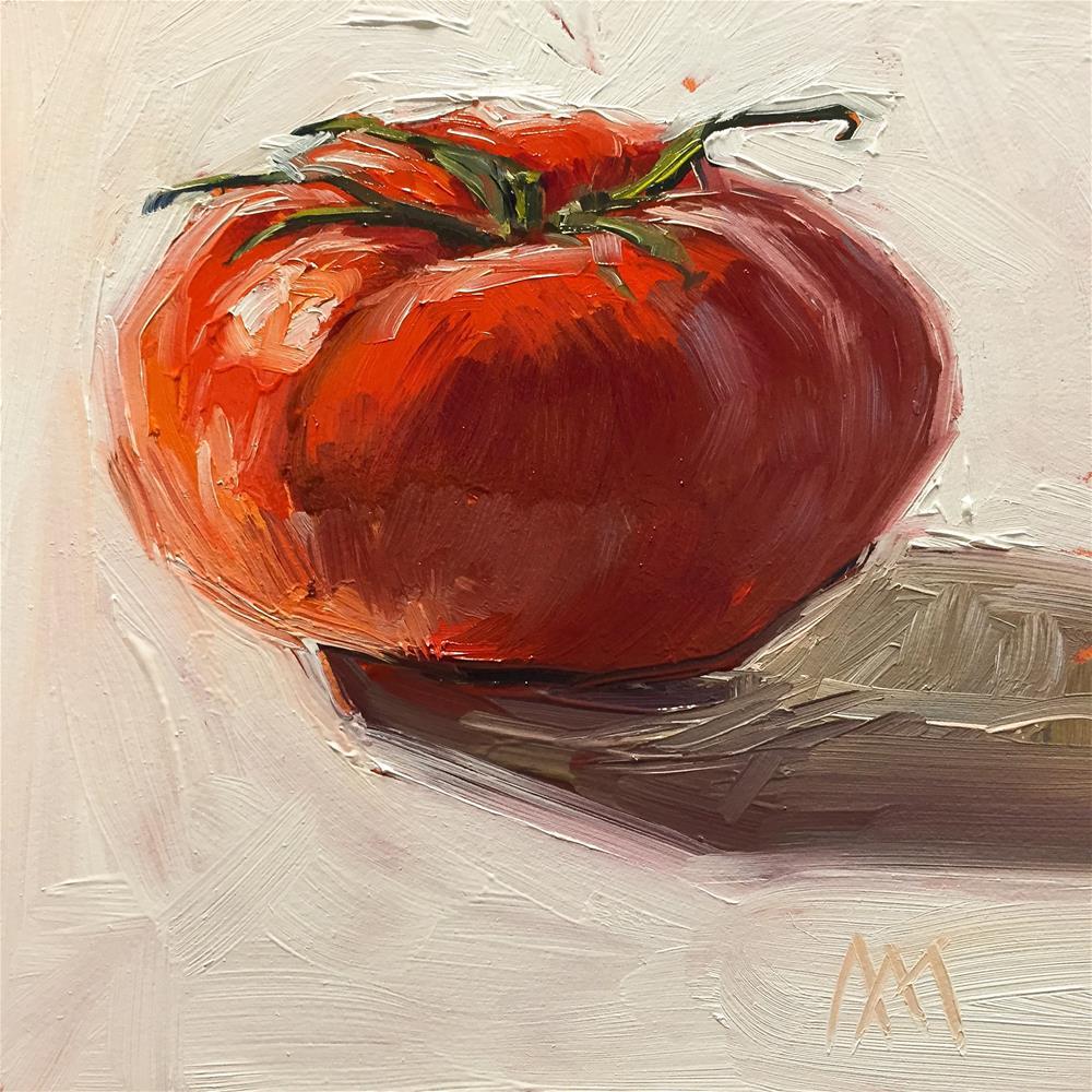 """Big Tomato"" original fine art by Austin Maloney"