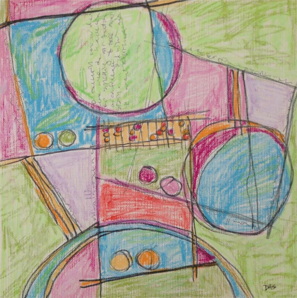 """""""Den Haag"""" original fine art by Dotty  Seiter"""