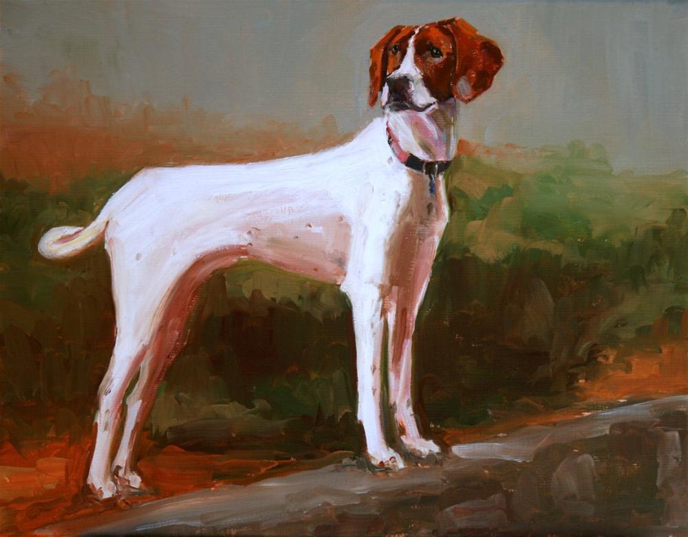 """""""penny"""" original fine art by Carol Carmichael"""