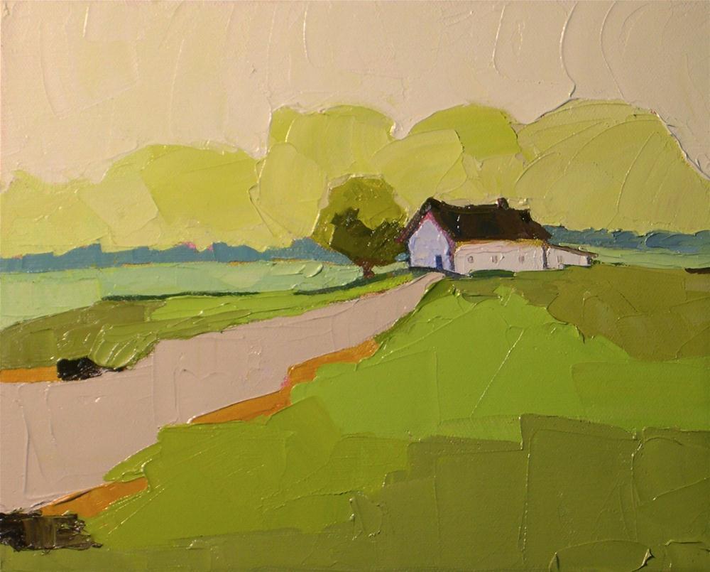 """Take Me Home"" original fine art by Donna Walker"
