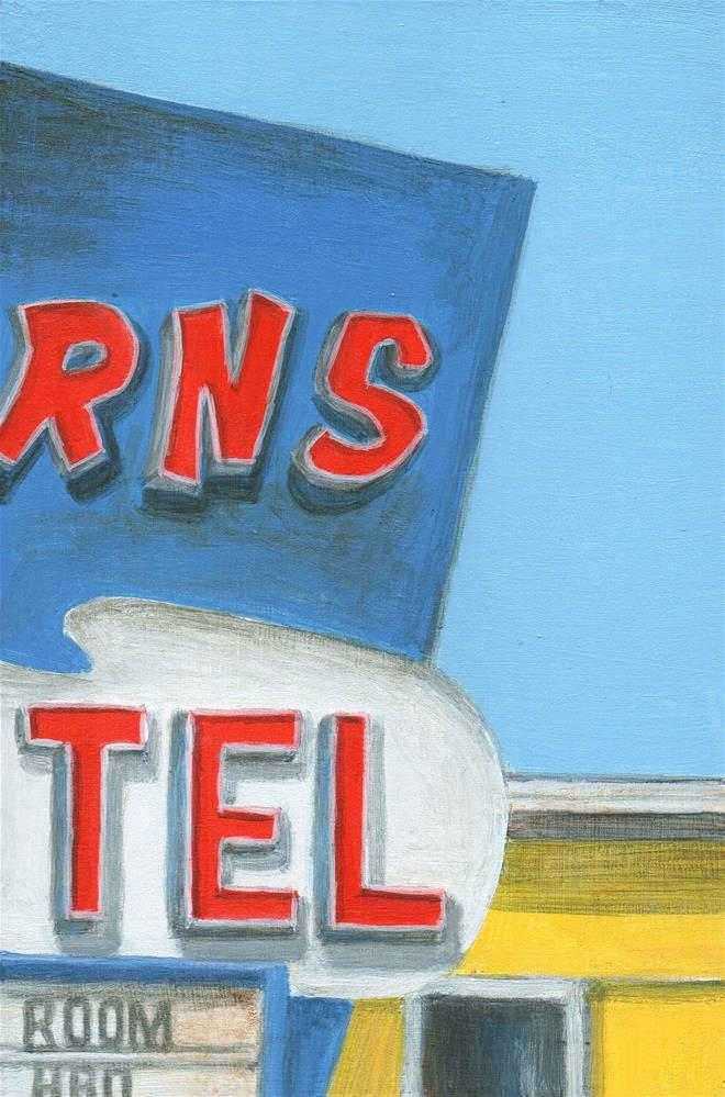 """Room"" original fine art by Debbie Shirley"