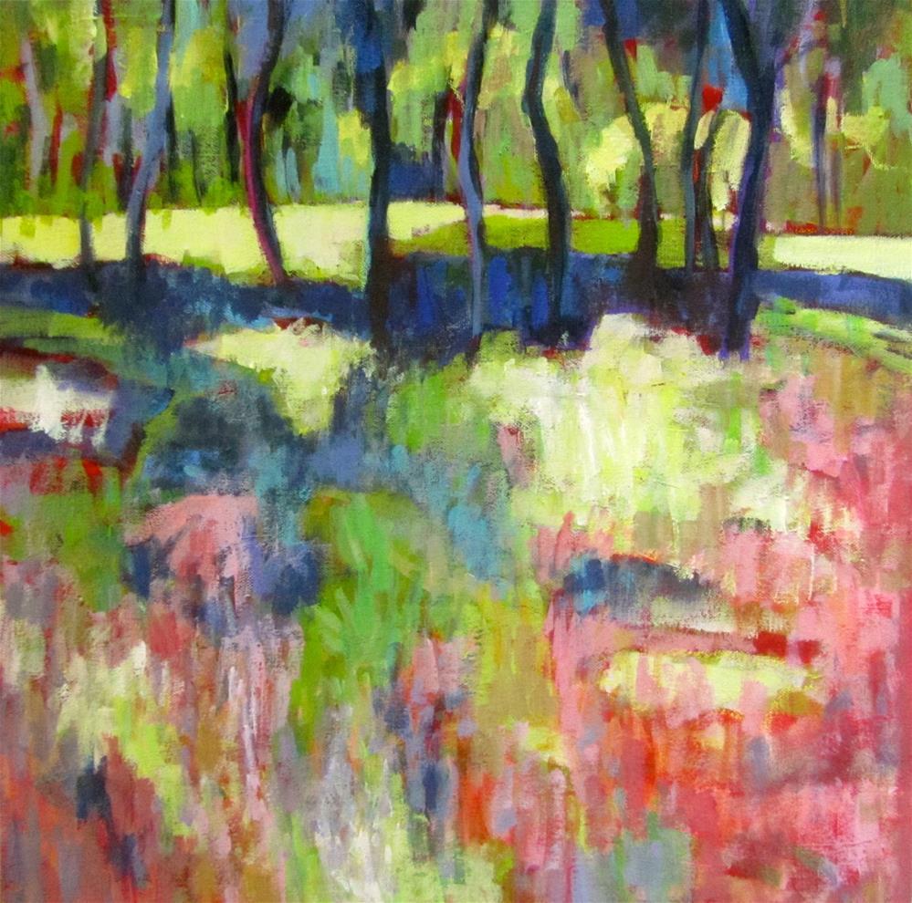 """Soleil"" original fine art by Patricia MacDonald"