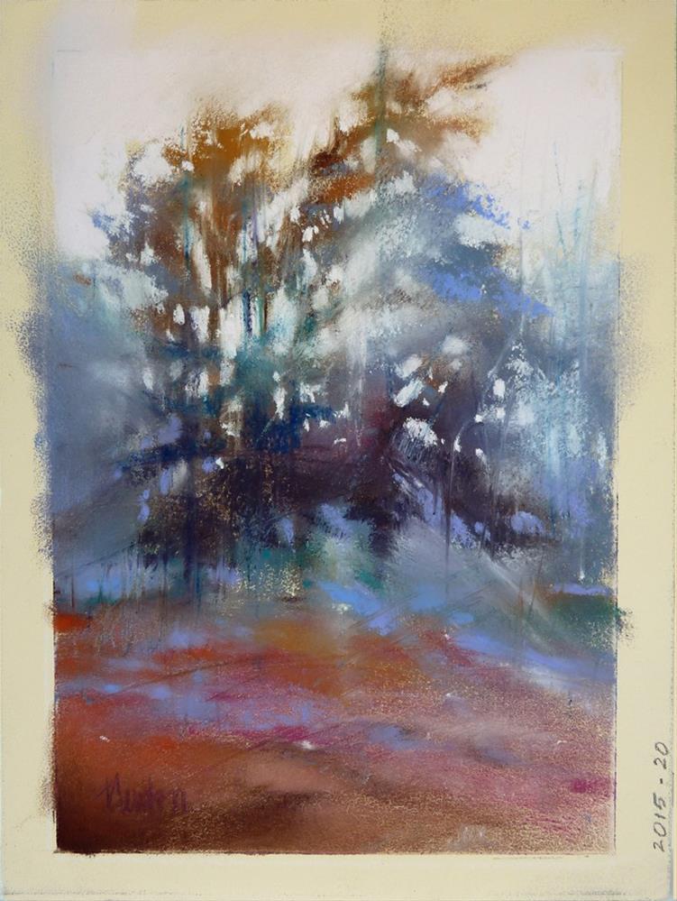 """Light Show"" original fine art by Barbara Benedetti Newton"