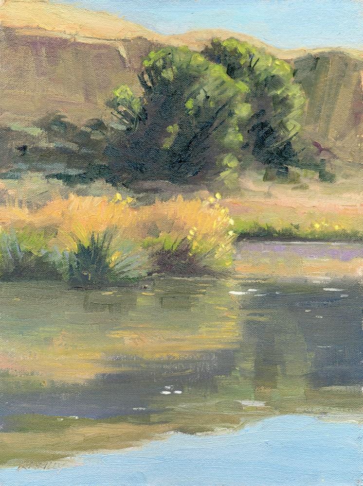 """""""Sandstone Cliffs"""" original fine art by Kath Reilly"""