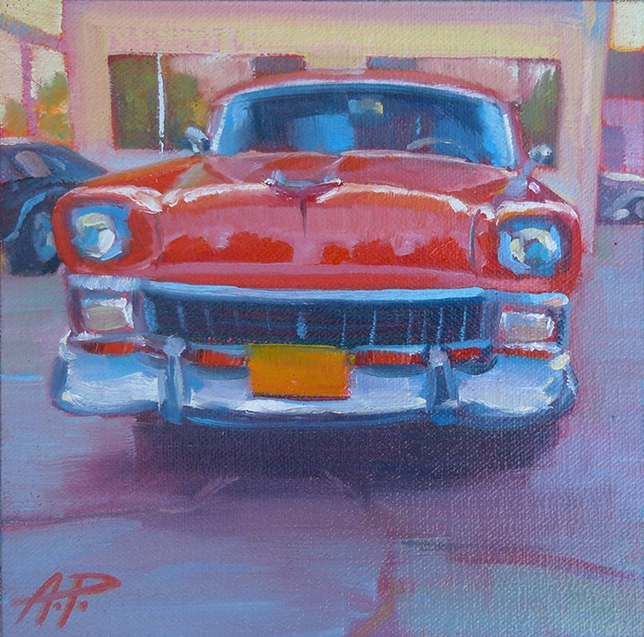 """Classic Shine - Day 15"" original fine art by Anette Power"