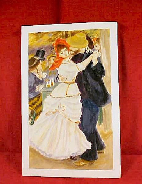 """""""Repro Renoir"""" original fine art by Patricia Ann Rizzo"""