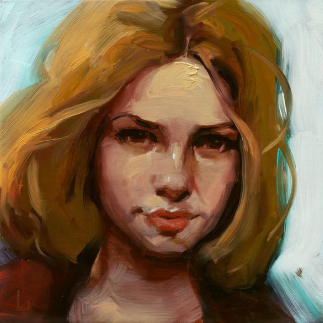 """Changing Wind"" original fine art by John Larriva"
