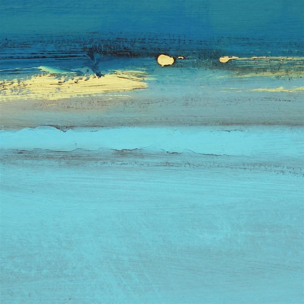 """Landscape 229"" original fine art by Ewa Kunicka"