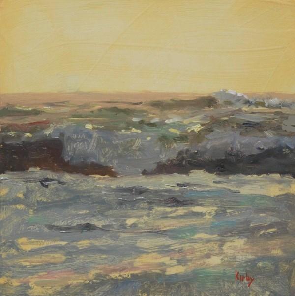 """Sunlit Break"" original fine art by Randall Cogburn"