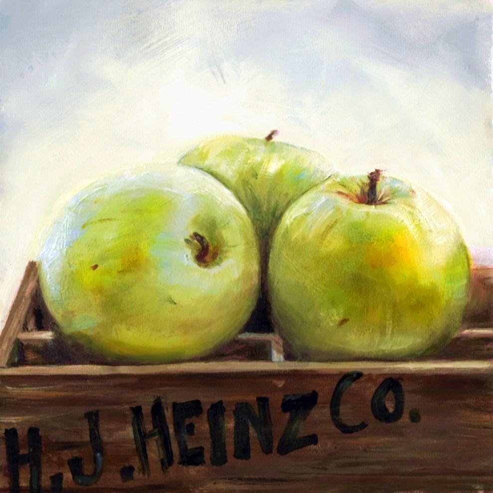 """""""Boxed In"""" original fine art by Sunny Avocado"""