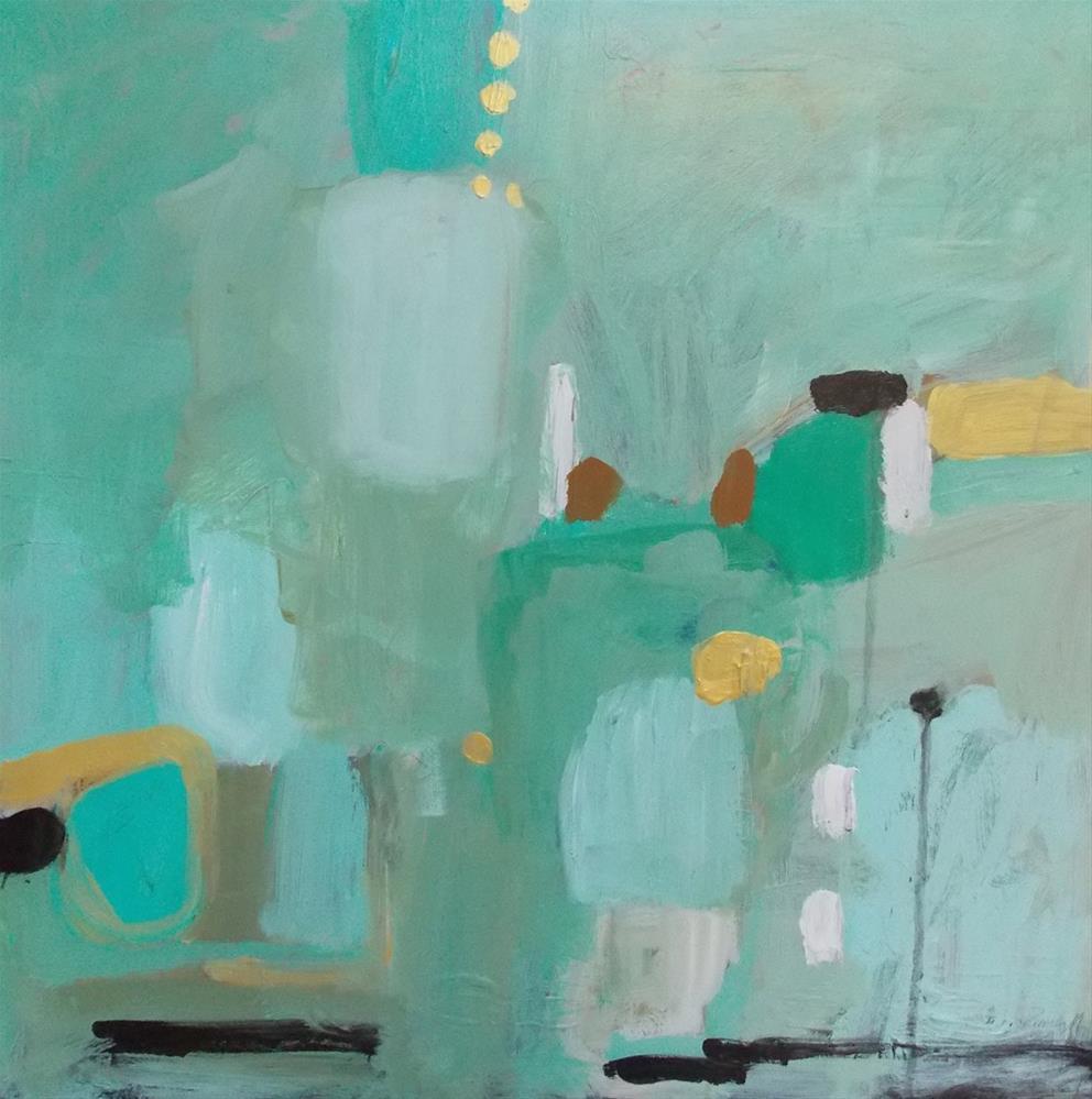 """Boca Raton"" original fine art by Pamela Munger"
