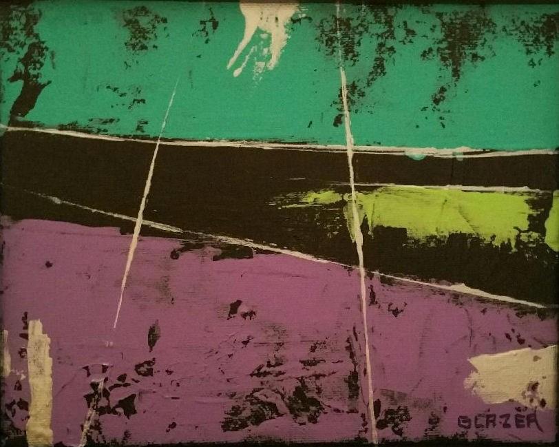 """Horizons"" original fine art by Stuart Glazer"