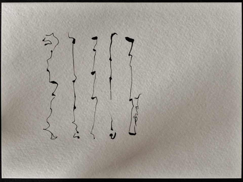 """IT IS JUST NEAR 4"" original fine art by Craig Svare"