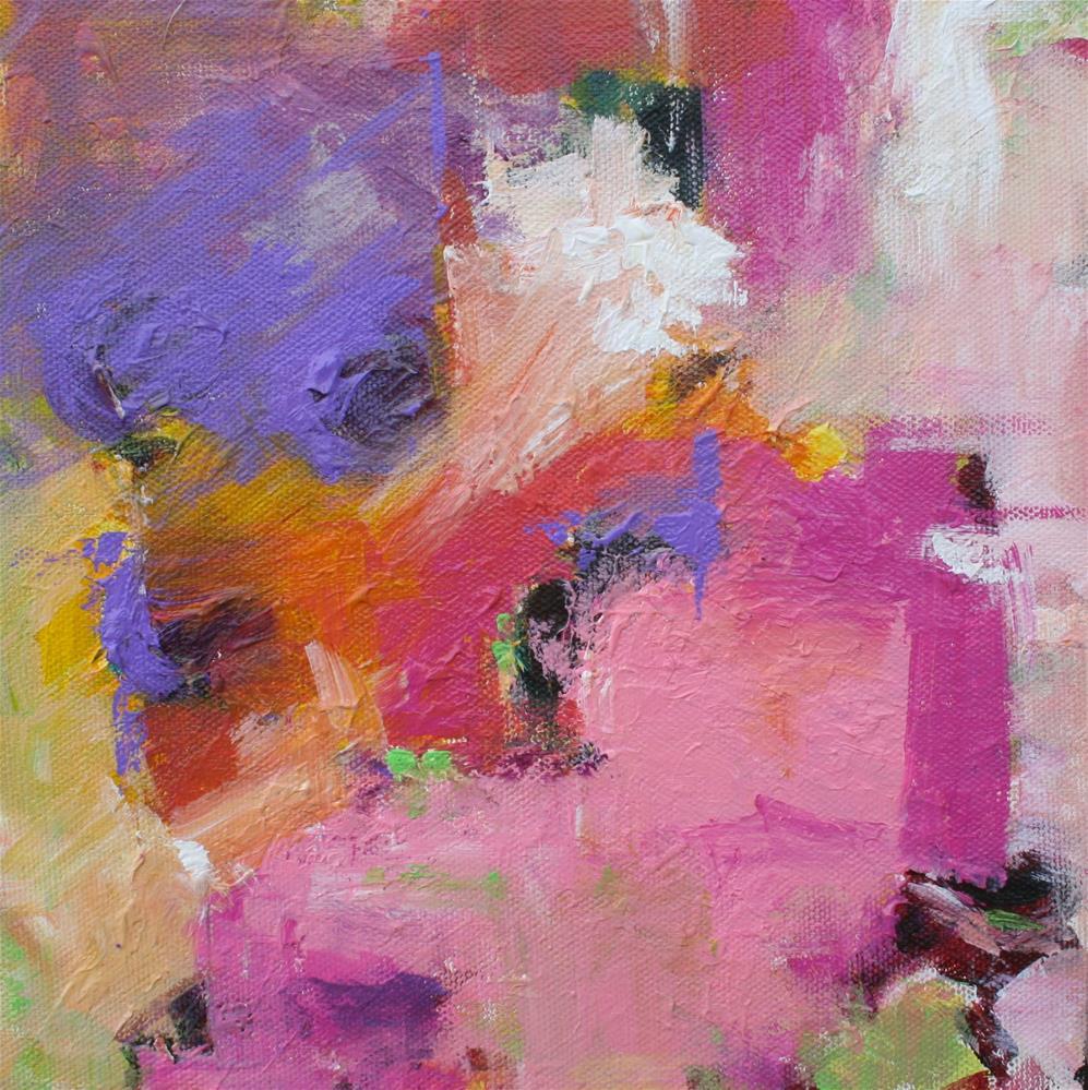 """Pastiche"" original fine art by Elizabeth Chapman"