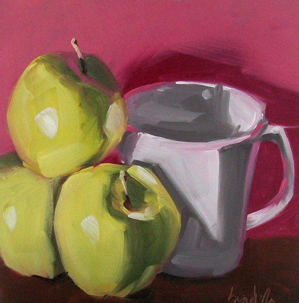 """boost"" original fine art by Brandi Bowman"